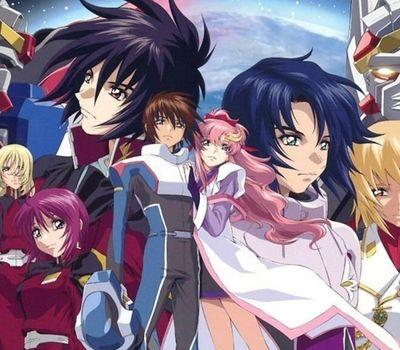 Mobile Suit Gundam Seed Destiny online