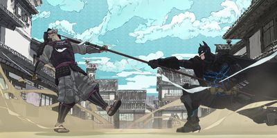 Batman Ninja STREAMING