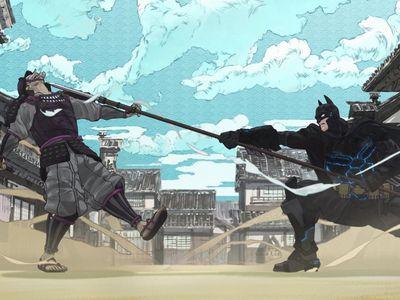 watch Batman Ninja streaming