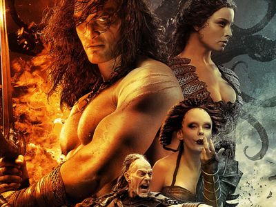 watch Conan the Barbarian streaming