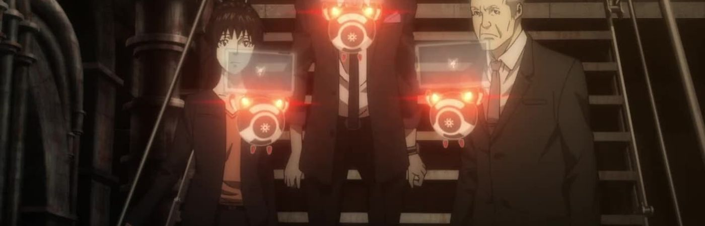 Voir film Psycho-Pass 3 : First Inspector en streaming