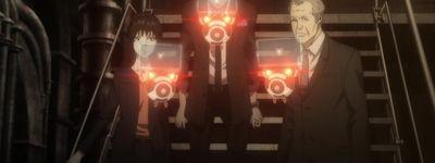 Psycho-Pass 3 : First Inspector online