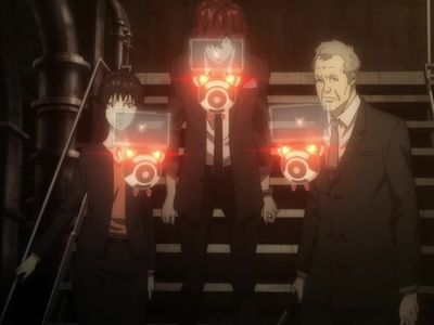 watch Psycho-Pass 3: First Inspector streaming