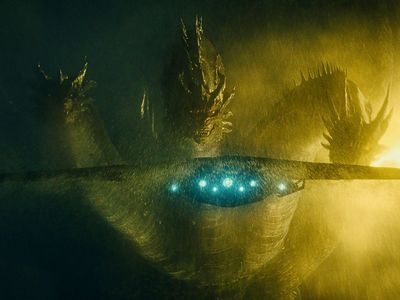 watch Godzilla: King of the Monsters streaming