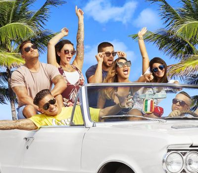 Jersey Shore: Family Vacation online