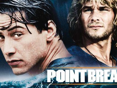 watch Point Break streaming
