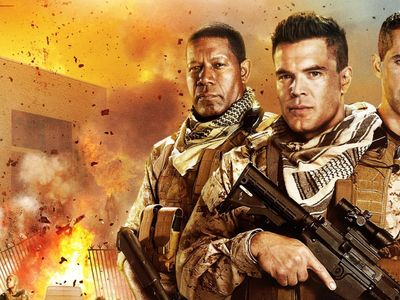 watch Jarhead 3: The Siege streaming