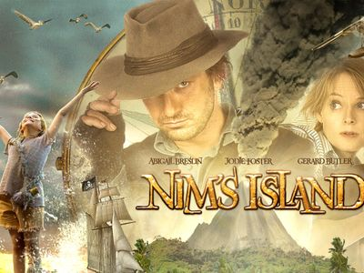 watch Nim's Island streaming