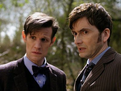 watch Doctor Who: The Day of the Doctor streaming