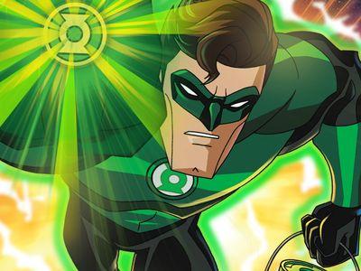 watch Green Lantern: First Flight streaming