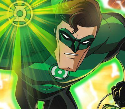 Green Lantern: First Flight online