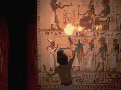 watch The Prince of Egypt streaming