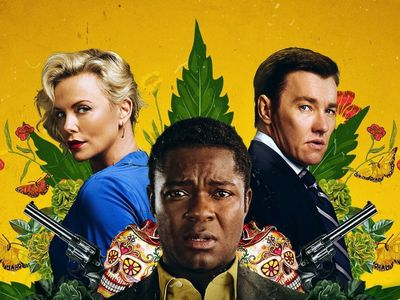 watch Gringo streaming