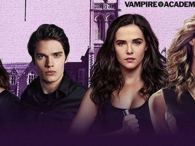 watch Vampire Academy streaming