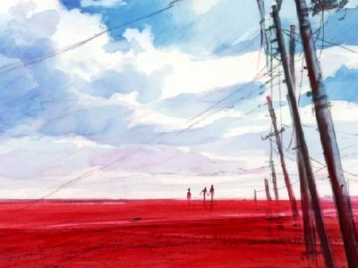 watch Evangelion: 3.0+1.0 Thrice Upon a Time streaming