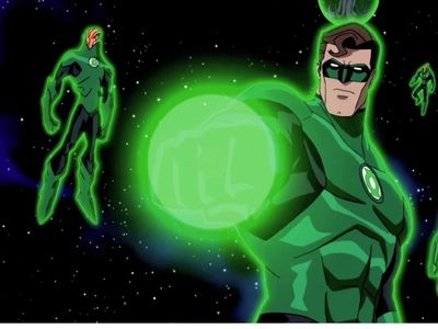 watch Green Lantern: Emerald Knights streaming