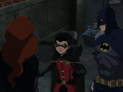 watch Batman: Bad Blood streaming