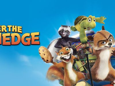 watch Over the Hedge streaming