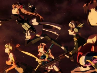 watch Magical Girl Spec-Ops Asuka streaming