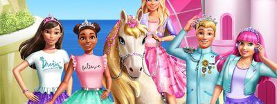 Barbie : L'aventure de princesse online