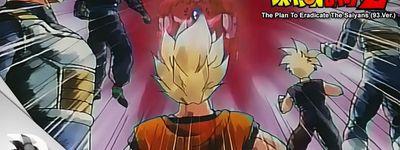 Dragon Ball Z - Le Plan d'anéantissement des Saiyans online