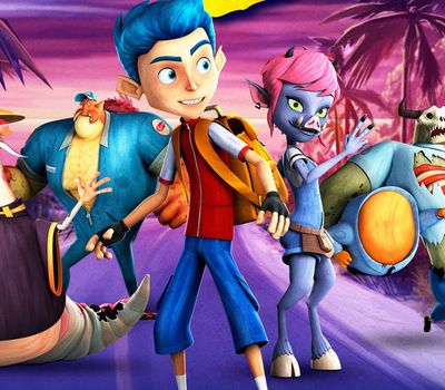Monster Island online