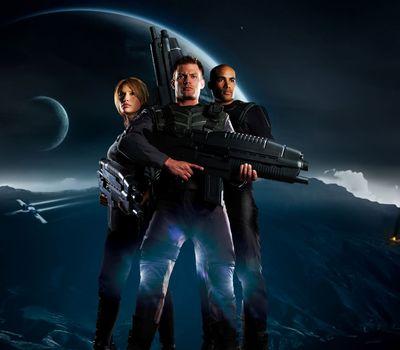 Starship Troopers 3: Marauder online
