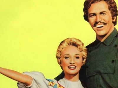 watch Seven Brides for Seven Brothers streaming