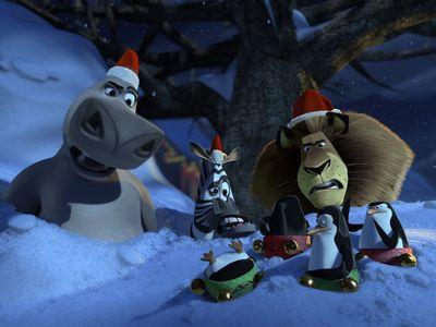 watch Merry Madagascar streaming