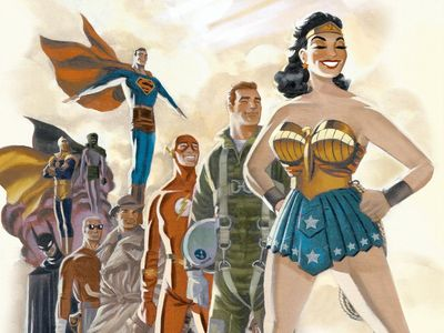 watch Justice League: The New Frontier streaming