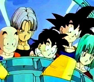 Dragon Ball Z: Atsumare! Goku's World online