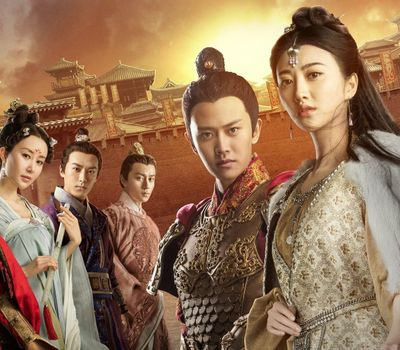 The Glory of Tang Dynasty online