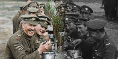They Shall Not Grow Old STREAMING