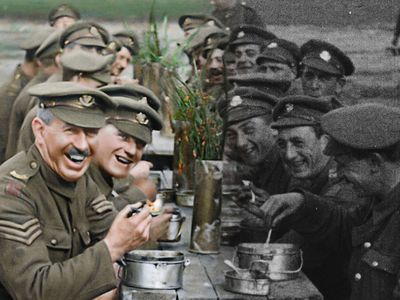watch They Shall Not Grow Old streaming