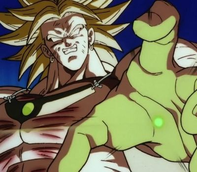 Dragon Ball Z: Broly – Second Coming online