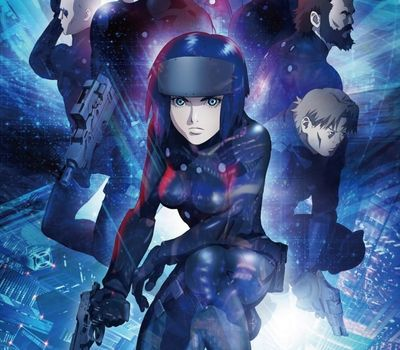 Ghost in the Shell: The New Movie online