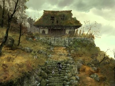 watch Sword of the Stranger streaming