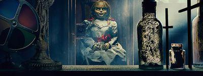 Annabelle : La maison du Mal online