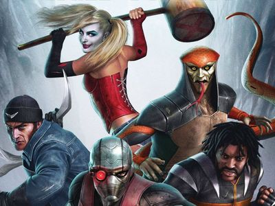 watch Suicide Squad: Hell to Pay streaming