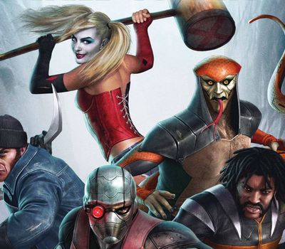 Suicide Squad: Hell to Pay online