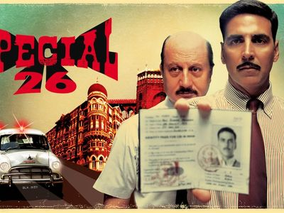 watch Special 26 streaming