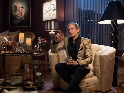 watch Michael Bolton's Big, Sexy Valentine's Day Special streaming