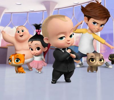 The Boss Baby: Back in Business online