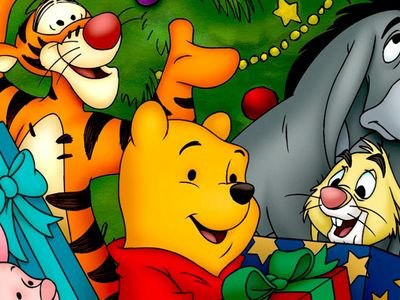 watch Winnie the Pooh: A Very Merry Pooh Year streaming