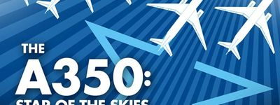 The A350: Star of the Skies online