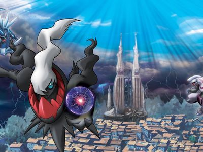 watch Pokémon: The Rise of Darkrai streaming