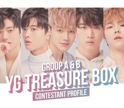 YG Treasure Box online