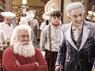 watch The Santa Clause 3: The Escape Clause streaming