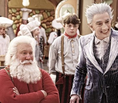 The Santa Clause 3: The Escape Clause online