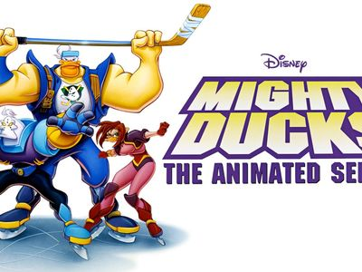 watch Mighty Ducks: The Animated Series streaming